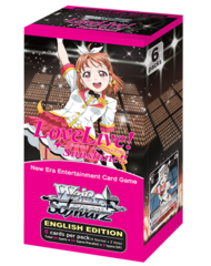 Love Live! Sunshine! Extra Booster Box on Channel Fireball